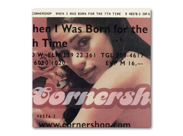Cornershop - When I Was Born For The Seventh Time