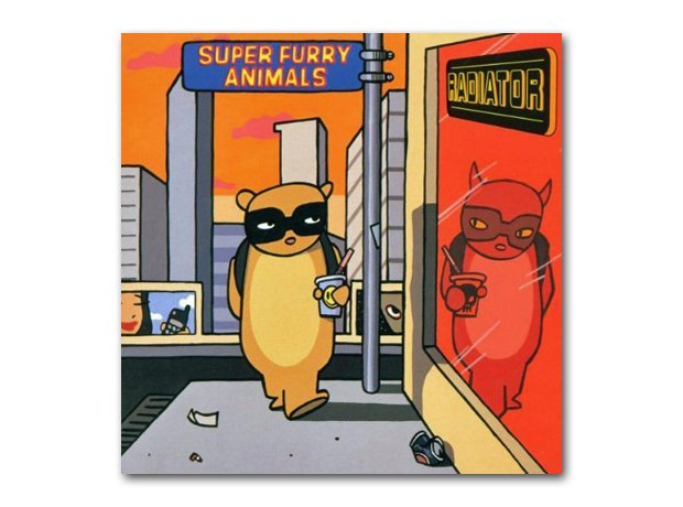 Super Furry Animals - Radiator