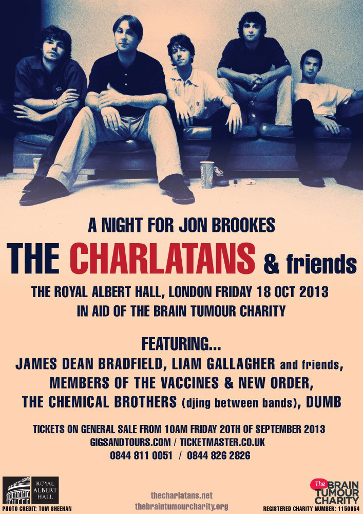 A Night For Jon Brookes
