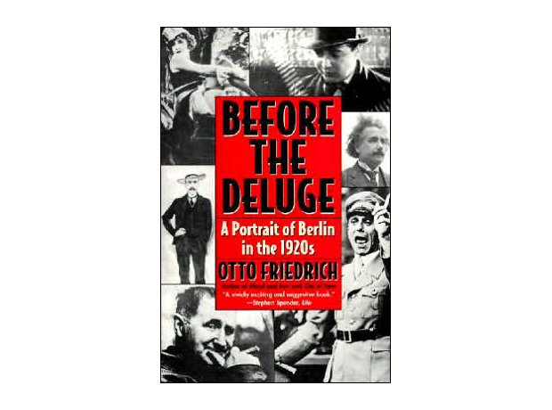 Before The Deluge: A Portrait of Berlin in the 192