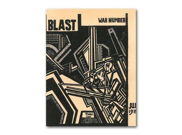Blast (magazine) – Wyndham Lewis, 1914