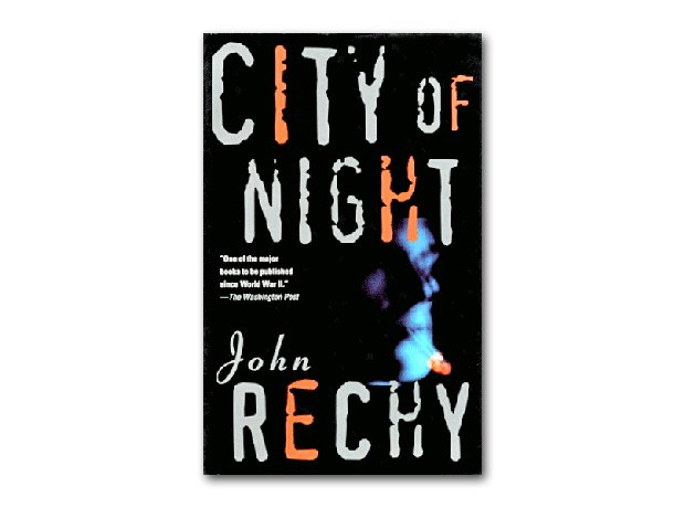 City of Night, John Rechy, 1965