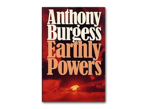 Earthly Powers, Anthony Burgess, 1980