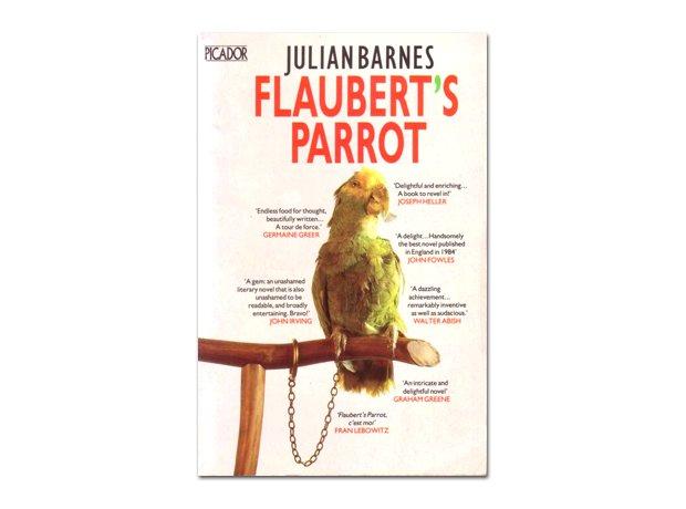 Flaubert's Parrot, Julian Barnes, 1984