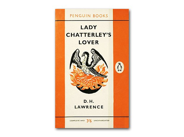 Lady Chatterley's Lover – D.H. Lawrence, 1928