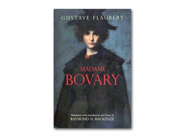 Madame Bovary – Gustave Flaubert, 1856