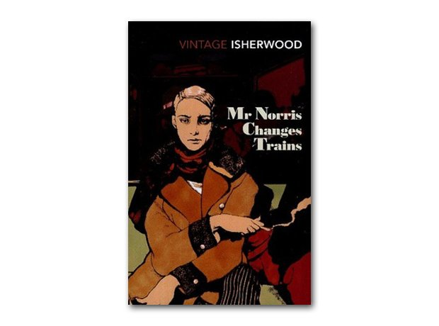 Mr. Norris Changes Trains – Christopher Isherwood,