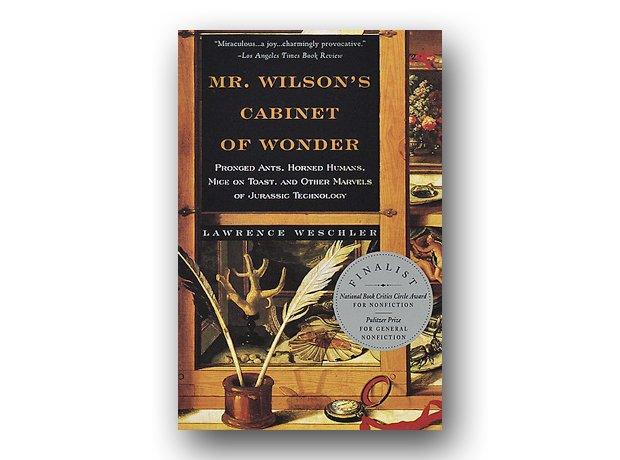 Mr. Wilson's Cabinet of Wonder, Lawrence Weschler,