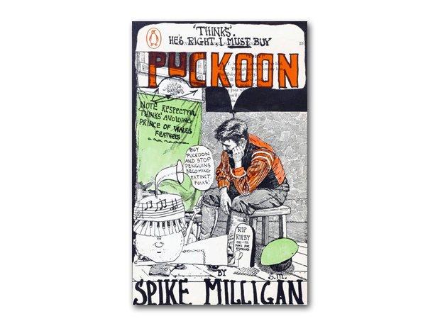 Puckoon, Spike Milligan, 1963