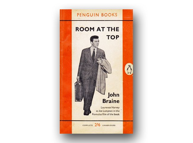 Room at the Top, John Braine, 1957