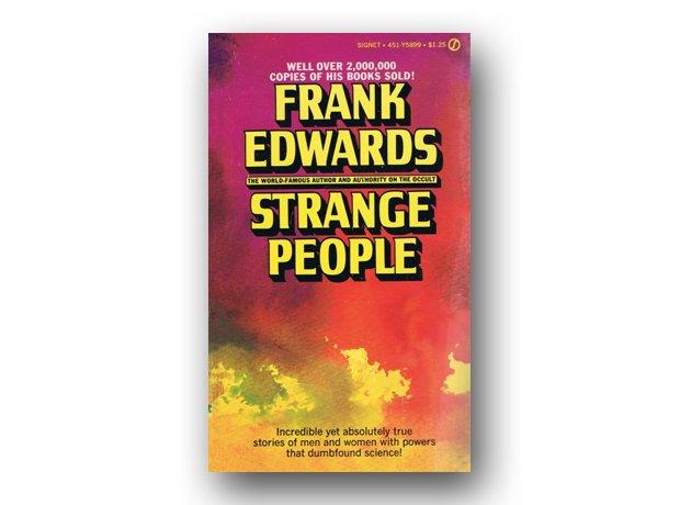 Strange People, Frank Edwards, 1961