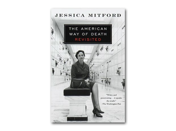 The American Way of Death, Jessica Mitford, 1963