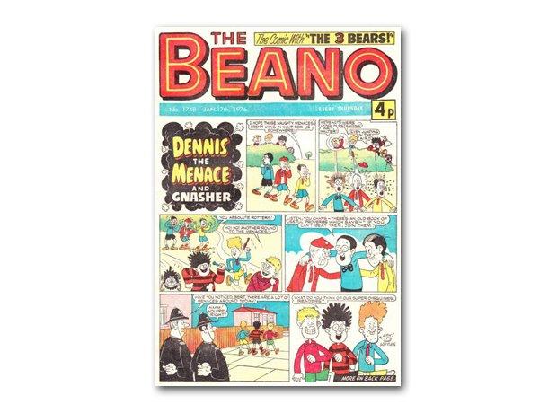 The Beano (comic) 1938 -