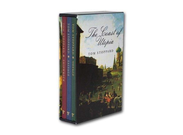 The Coast of Utopia (trilogy), Tom Stoppard, 2007