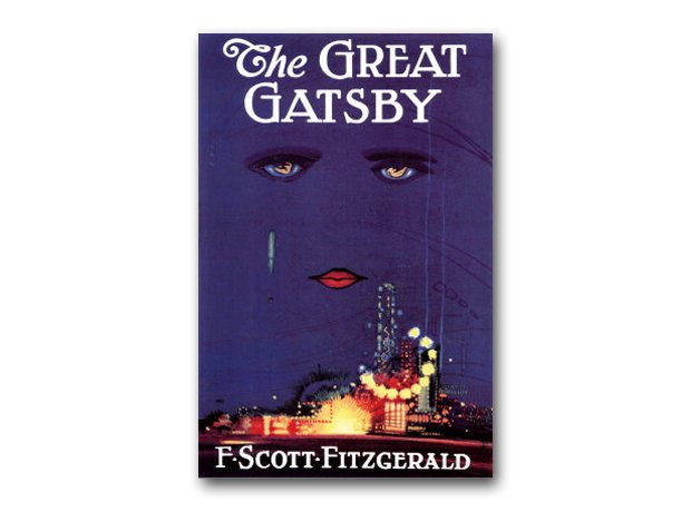 The Great Gatsby – F. Scott Fitzgerald, 1925
