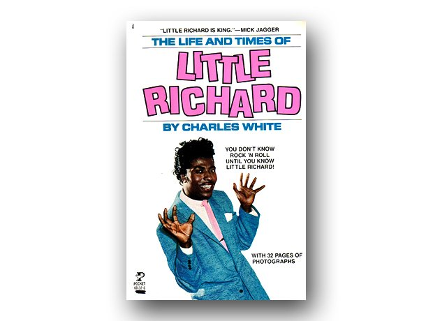 The Life and Times of Little Richard, Charles Whit