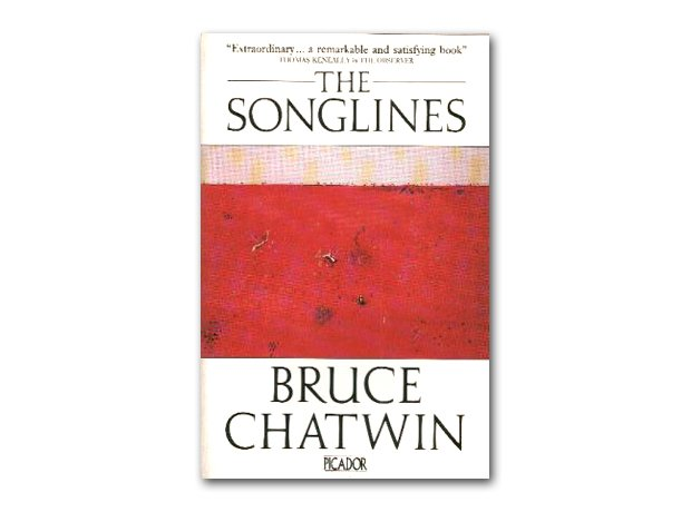 The Songlines, Bruce Chatwin, 1986