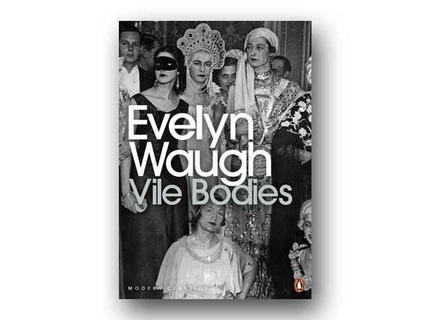 Vile Bodies – Evelyn Waugh, 1930