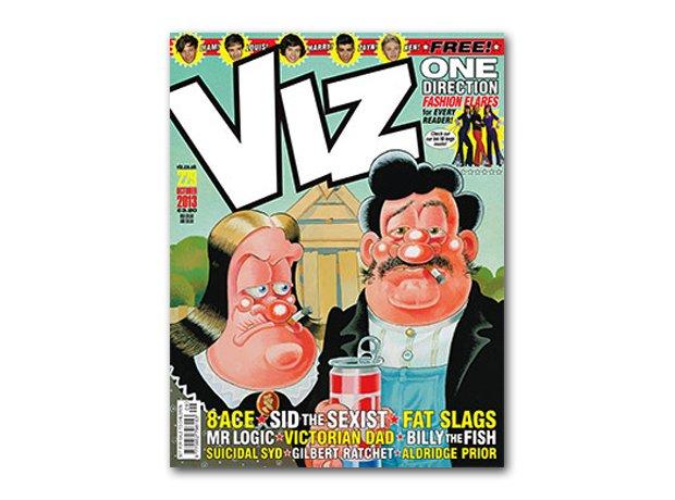 Viz (magazine) 1979 –