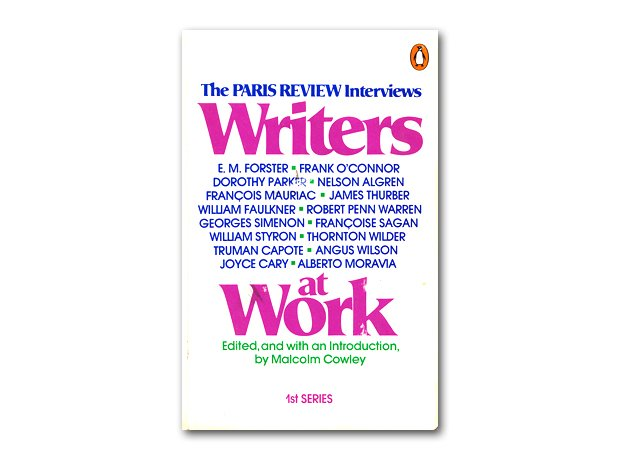 Writers at Work: The Paris Review Interviews, ed.