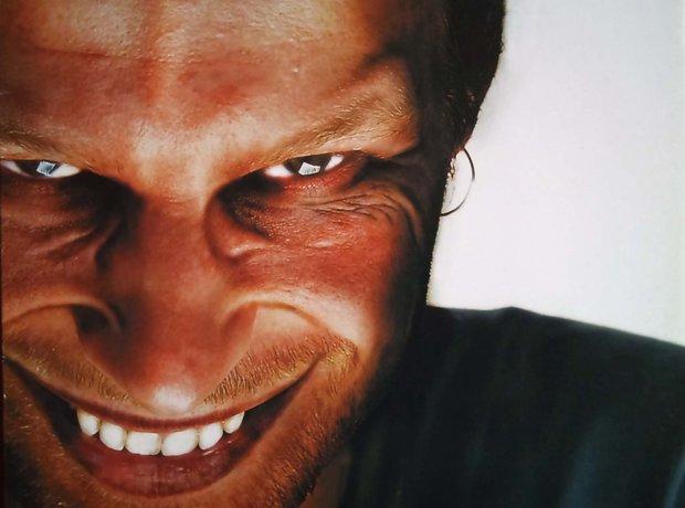 Aphex Twin Richard D James album cover