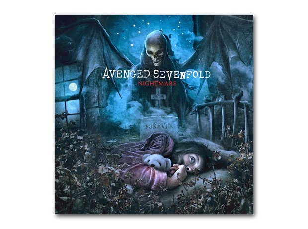 Avenged Sevenfold - Nightmare (2010)