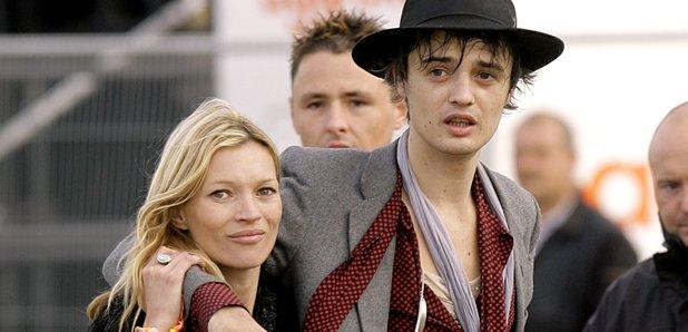 Pete Doherty Kate Moss