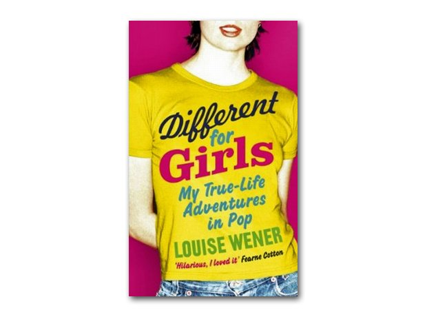 Louise Wener - Different For Girls