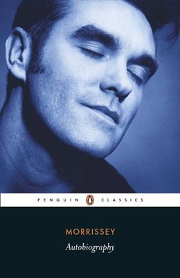 Morrissey - Autobiography cover