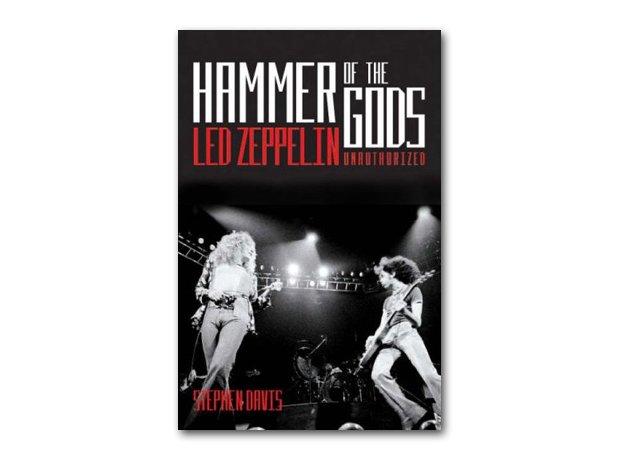 Stephen Davis - Hammer Of The Gods