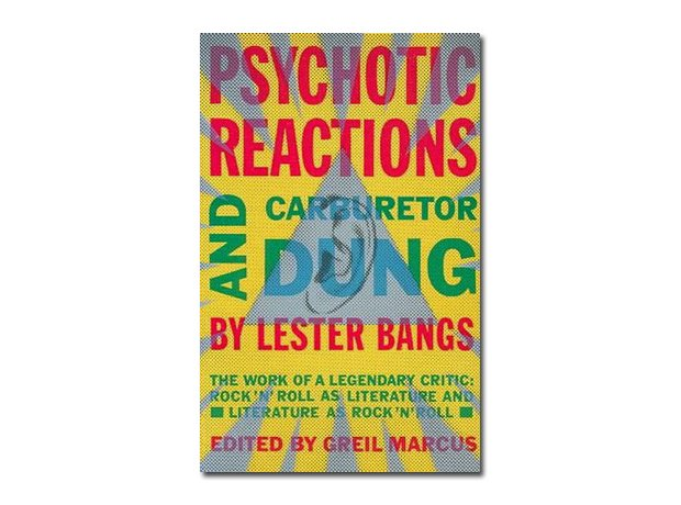 Lester Bangs - Psychotic Reactions and Carburetor