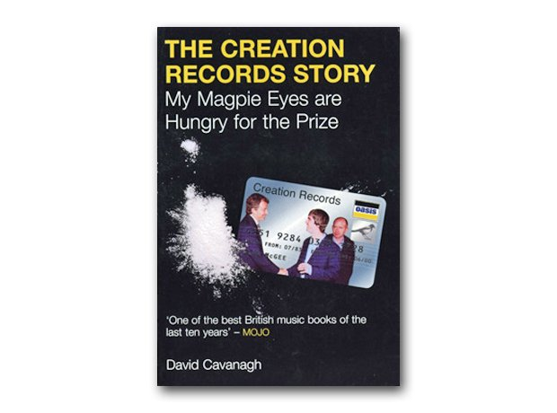 David Cavanagh - My Magpie Eyes Are Hungry For The Prize