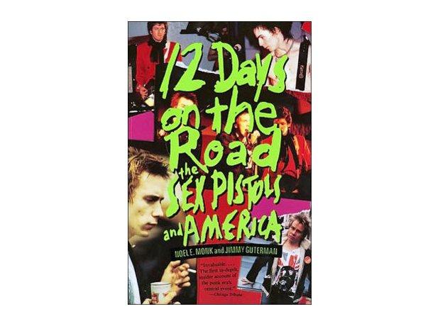 Noel Monk - Twelve Days On The Road