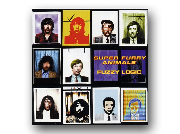 Super Furry Animals - Fuzzy Logic