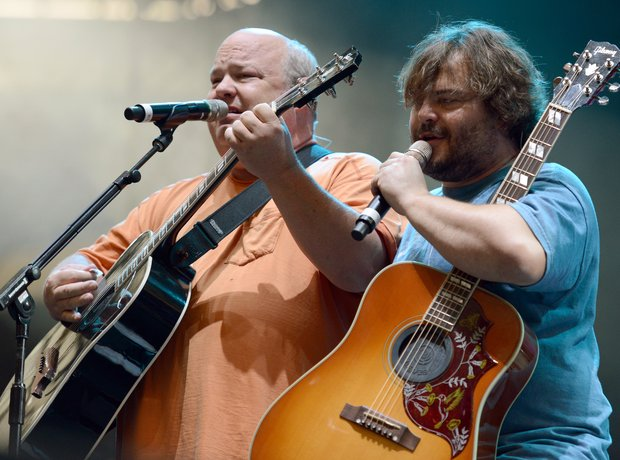 Jack Black and Kyle Gass