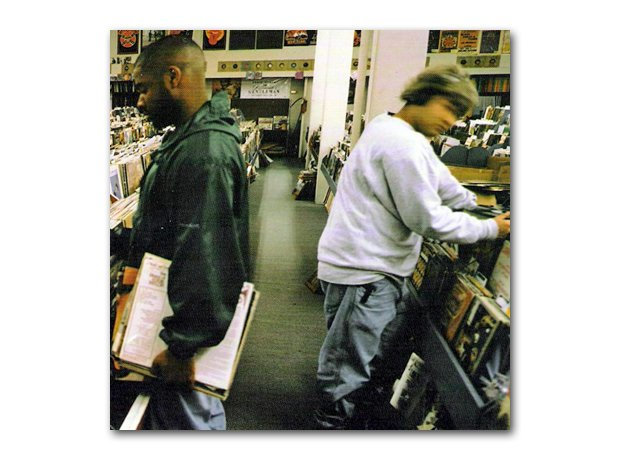 DJ Shadow - Endtroducing