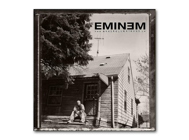 Enimem - The Marshall Mathers LP