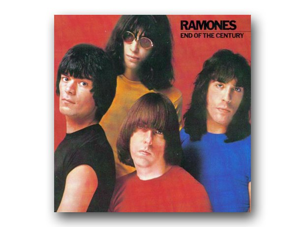 Ramones - End Of The Century