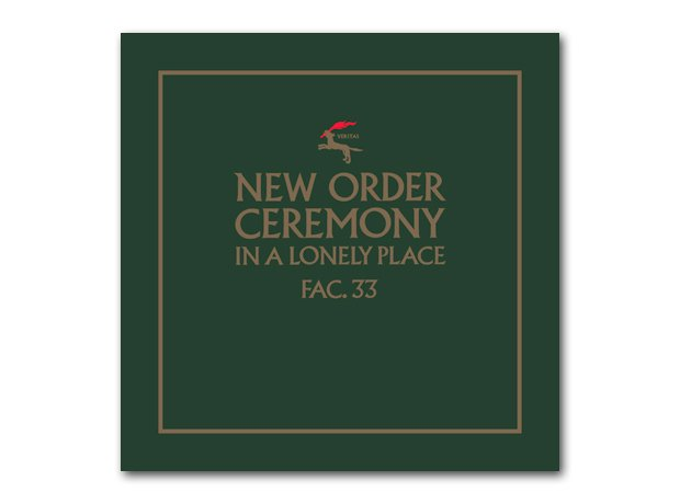 New Order - Ceremony 12""