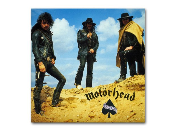 November: Motorhead - Ace Of Spades