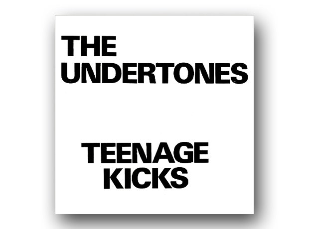 The Undertones - Teenage Kicks