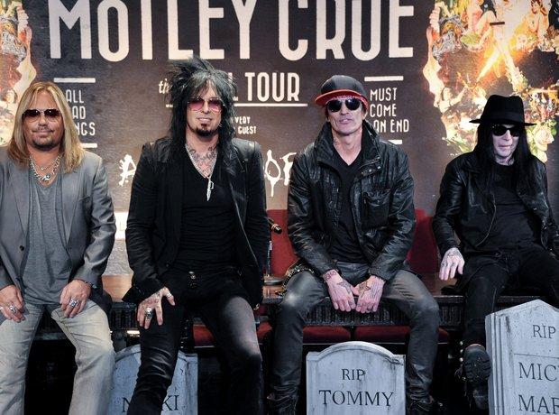 Motley Crue 2014