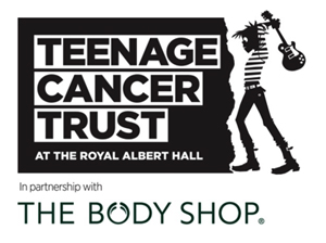 Teenage Cancer Trust 2014 logo 300px wide