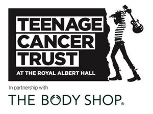Teenage Cancer Trust 2014 logo 300px wide