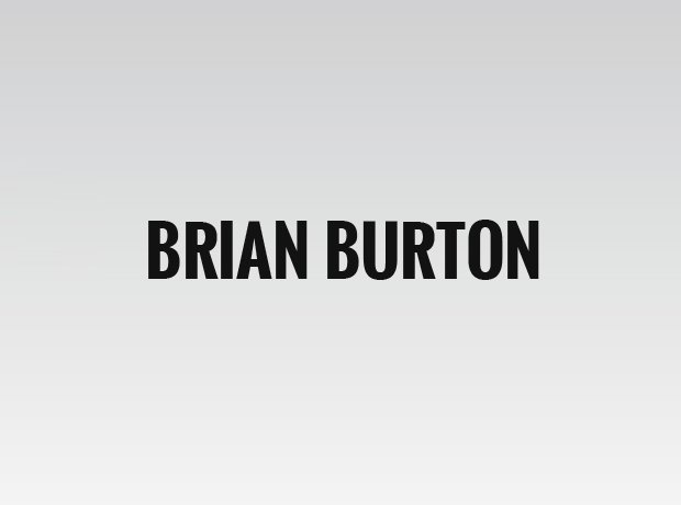 BRIAN BURTON