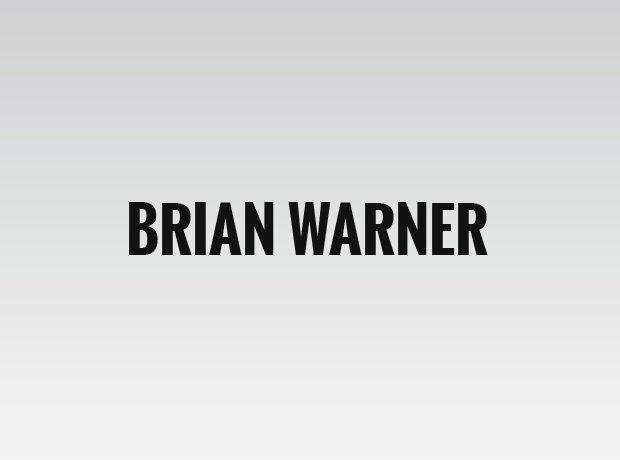 BRIAN WARNER