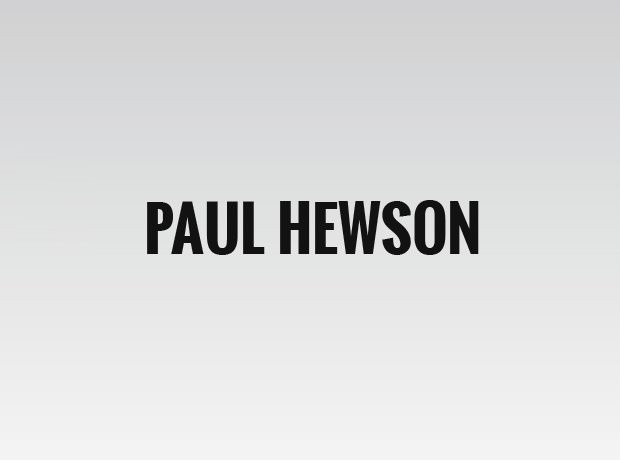 PAUL HEWSON