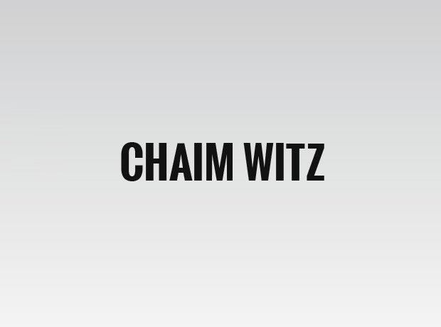 CHAIM WITZ