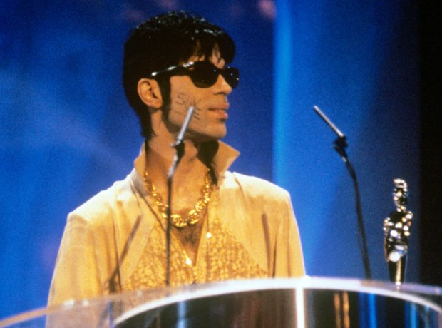 Prince BRIT Awards 1995