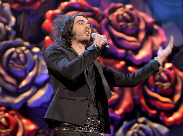Russell Brand BRIT Awards 2007